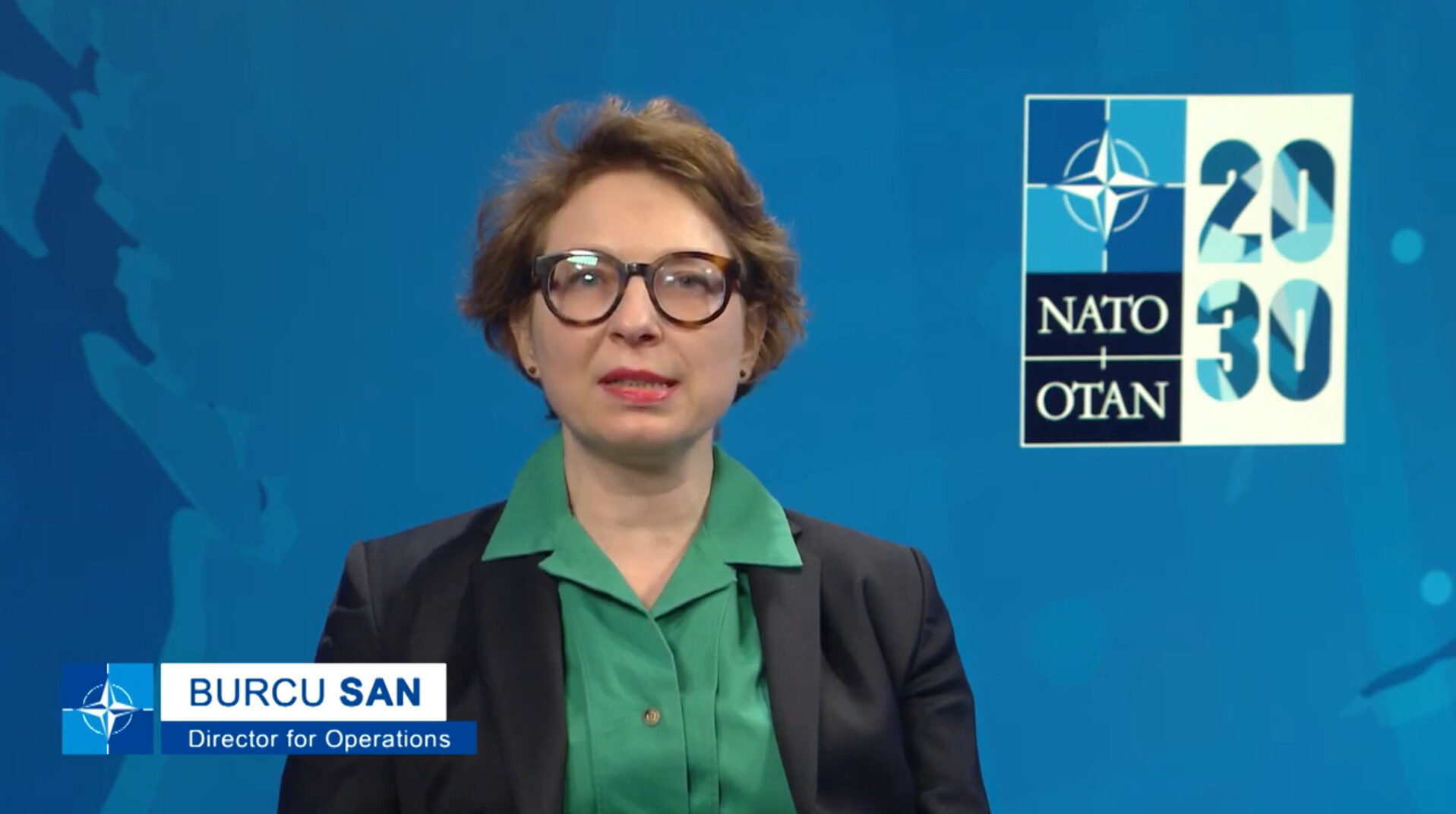 Lecture by Burcu San: Role of NATO in the Baltic Sea Region