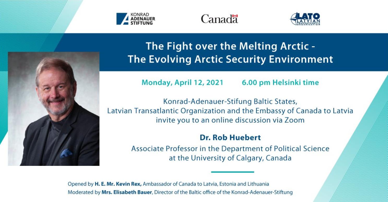 Cīņa par kūstošo Arktiku – Arktikas drošības vides attīstība