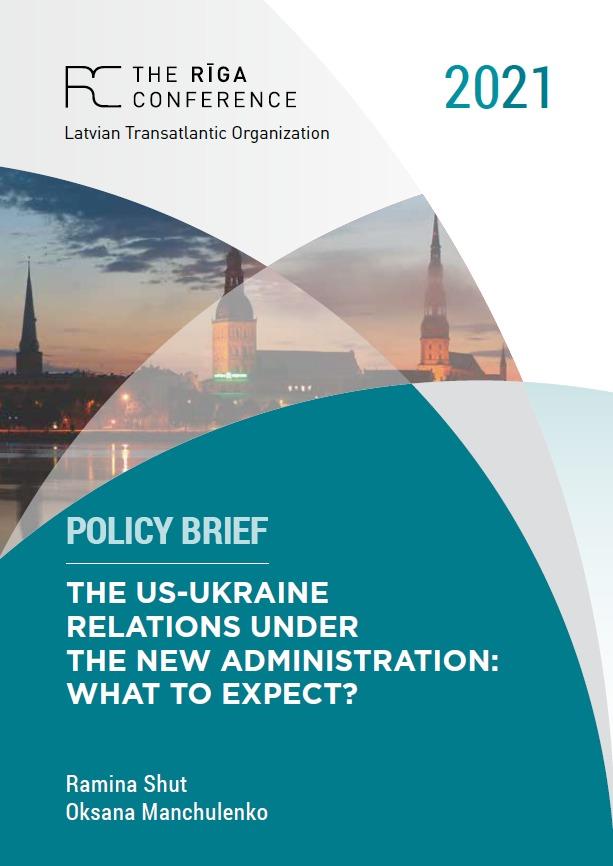 Ramina Shut and Dr. Oksana Manchulenko: The US-Ukraine Relations Under the New Administration: What to Expect?